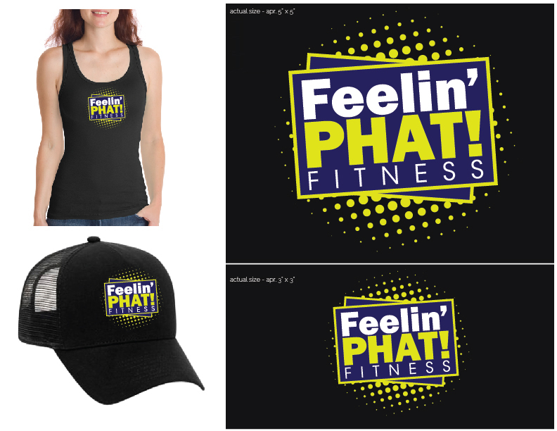 Apparel – Feelin' PHAT Fitness